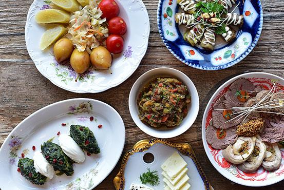 azerrr - Кухня Азербайджана