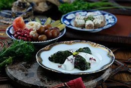 zeferan azer 2 - Кухня Азербайджана