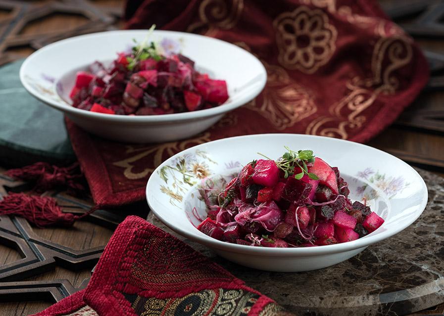 salata - Türk Mutfağı Menüsü